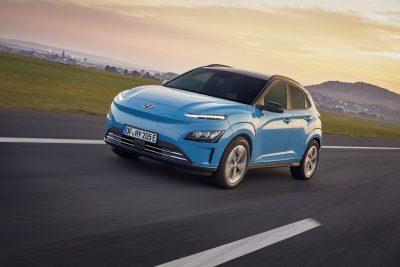 Yeni Hyundai Kona Electric