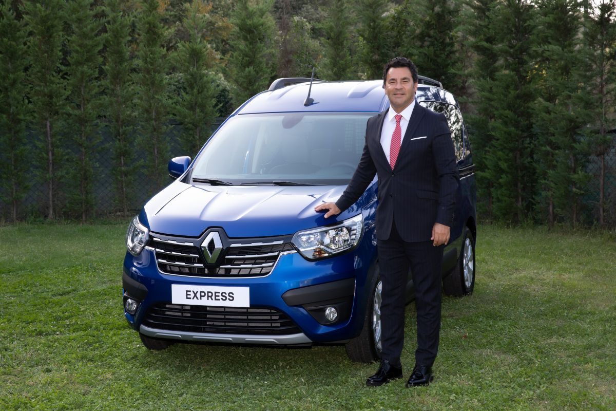 Renault yeni Express Combi ve Express Van ile ticaride zirveyi hedefliyor