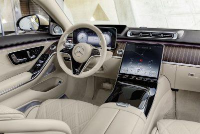 Mercedes-Maybach S Serisi